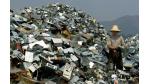 Mülldeponie China: Greenpeace prangert illegale Verschiebung von Elektromüll an - Foto: Greenpeace