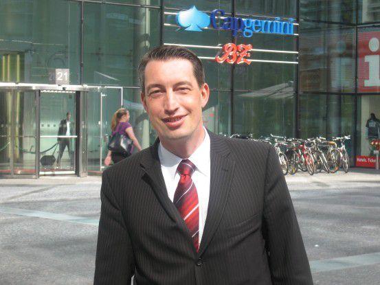 Kai Oliver Schäfer, Vice President bei Capgemini: 'Den klassischen IT-Berater gibt es gar nicht.'