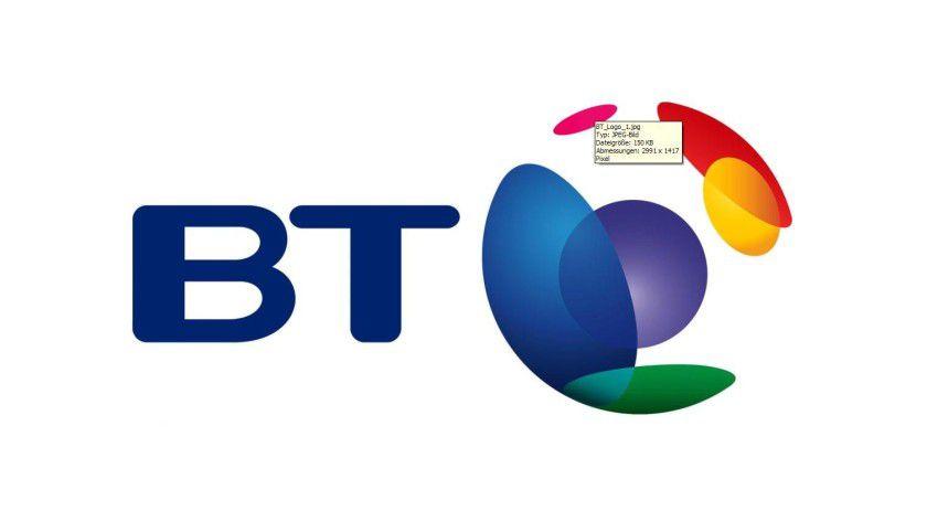 """Cloud-Lösung für Kunden: Auch British Telecom (BT) bietet besorgten Unternehmen """"privates"""" Cloud Computing."""