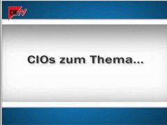 CW-TV: Das sagen CIOs zu Green IT.