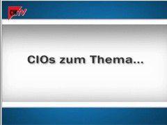 CW-TV: Was CIOs zum Thema SOA sagen.