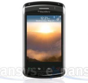 Machbarkeitsstudie oder iPhone-Killer? Blackberry Thunder mit Touchscreen