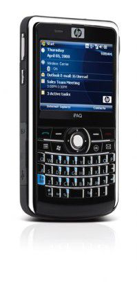 Solide, aber erfolglos: Der HP iPaQ 914 Business Messenger