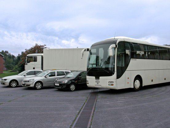 Das Portfolio von BwFPS umfasst auch Carsharing und Chauffeurdienste.