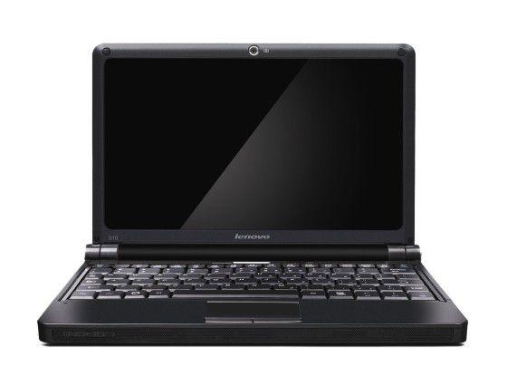 Ein IdeaPad S10 von Lenovo