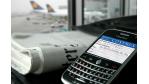 Wider die E-Mail-Flut: Manager im Würgegriff des Blackberry - Foto: Cosynus