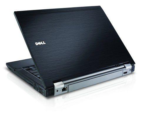 Dell Latitude E6400 - das Notebook soll mit Doppelakku bis zu 19 Stunden laufen.