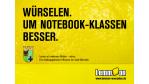 Maxdata-Pleite: Würselen - um Notebook-Klassen besser
