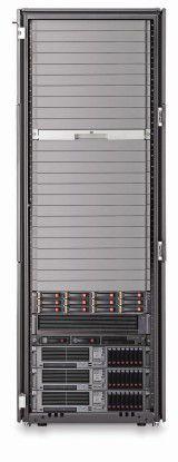 Auch das 4400 Enterprise Virtual Array lässt sich virtualisieren.