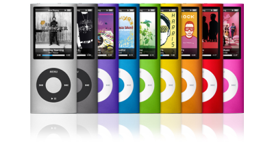 "Plus ""geniales"" iTunes 8: Apple erneuert seine iPod-Familie - Foto: Apple"