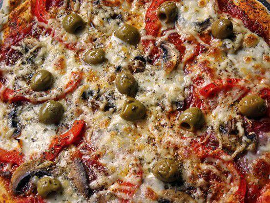Pizzabestellungen visuell anreichern müssen die Teilnehmer des Informatik-Wettbewerbs.