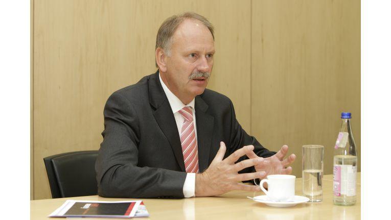 CeBIT-Chef Ernst Raue: Der Messebeirat ist nicht nur für Hersteller, sondern auch für Anwender offen.