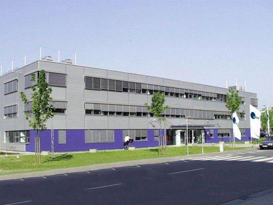 EDS-Rechenzentrum in Rüsselsheim