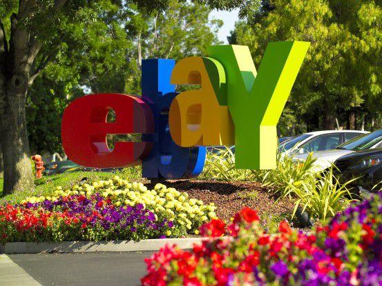 Voll das Leben - die Ebay-Zentrale in San Jose, Kalifornien