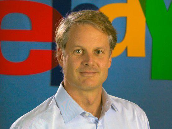 EBay-CEO John Donahoe