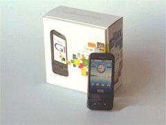 In Deutschland erst ab kommenden Frühjahr erhältlich: das T-Mobile G1.