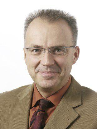 Thomas Schott, Rehau AG & Co., hat für die Reduzierung des Energieverbrauchs gute Erfahrungen mit Serverkonsolidierung durch Virtualisierung gemacht.
