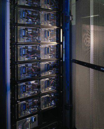 Soll modernisiert werden: CIOs wollen 2009 ihre Rechenzentren erneuern.