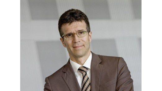 Dr. Michael Gorriz, CIO, Daimler