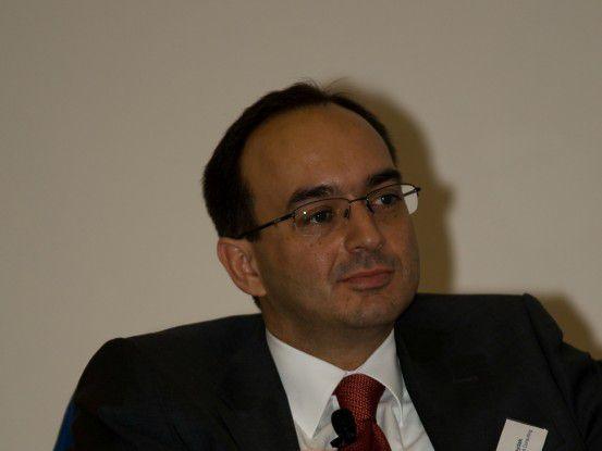 Selçuk Boydak, Gründer und Geschäftsführer der Boydak Management Consulting AG: Die IT tut ihren Dienst genauso ordentlich wie ein Fahrstuhl im Bürogebäude.