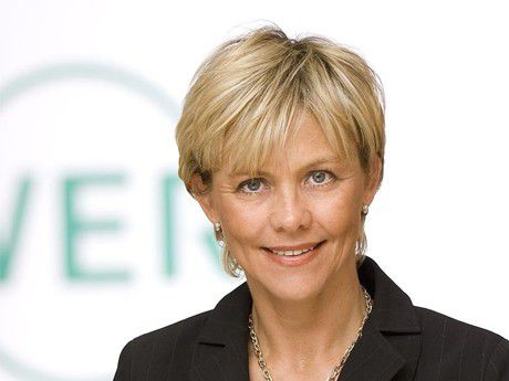 Stefanie Kemp, Senior Vice President und Group CIO, Vorwerk