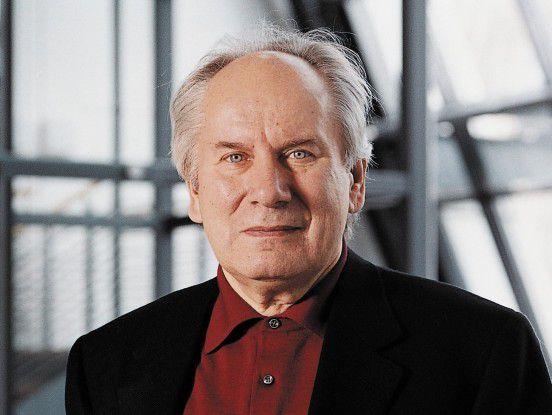 Bitkom-Präsident Scheer appelliert an die Geduld der Banken.