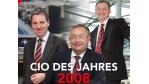 CIO des Jahres 2008: Und die Gewinner sind ...