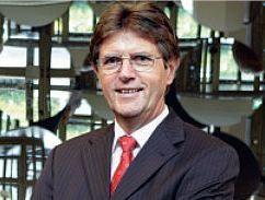 Klaus Vitt kam in der Kategorie Großunternehmen unter die Top 10.