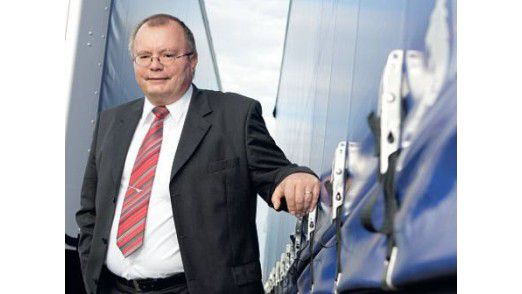 In zwei Wochen vom Interimsmanager zum CIO: Bodo Deutschmann, CIO der Eissmann Automotive Deutschland GmbH.