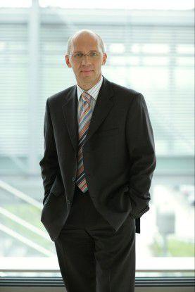 Blick hinter Bits und Bytes: Klaus Dittrich, Geschäftsführer der Messe München