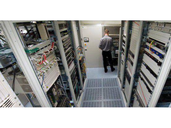 Das HeLi-NET-Rechenzentrum soll eines der modernsten in der ganzen region Hellweg-Lippe sein.