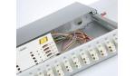 Verkabelung von im Rechenzentren: Modulare Verkabelungssysteme versorgen modernes Hochleistungsrechenzentrum - Foto: Dätwyler Cables