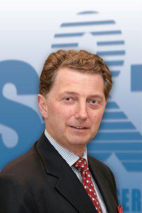 Martin Bergler, Finanzchef von S&T.