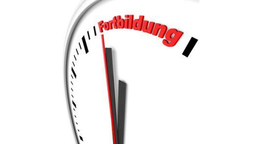 2010 verbrachte jeder Angestellte im Durchschnitt 29 Stunden mit Weiterbildung.