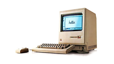 Der Ur-Mac von Apple wird 25: Happy Birthday, Macintosh! - Foto: Apple