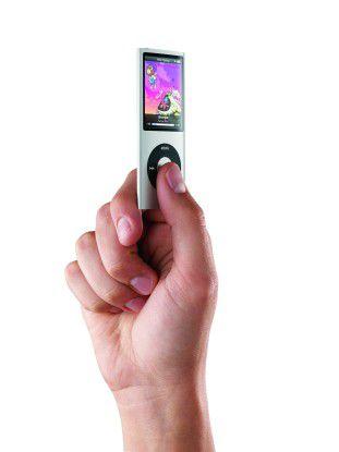 Der aktuelle nano ist der dünnste iPod, den Apple je gebaut hat.