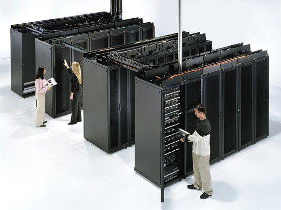 APC will auf der 2009er CeBIT seine InfraStruXure HD-Ready Architecture anschaulich erklären und konkrete Lösungen vorstellen.