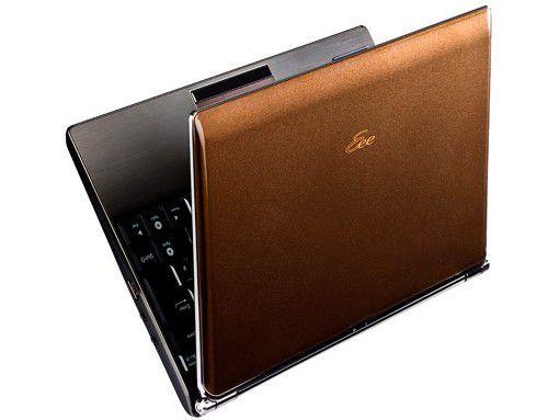 Ohne Netbooks (hier Asus 'Eee PC S101') wäre der PC-Markt in Westeuropa geschrumpft.