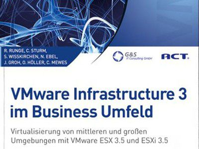 VMware Infrastructure 3 im Business Umfeld