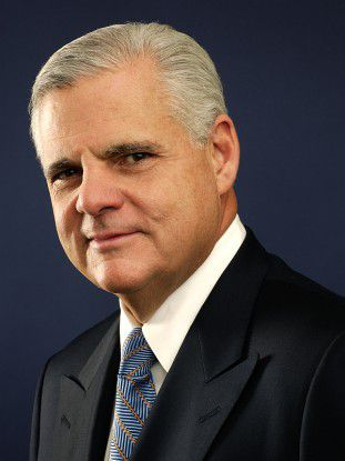Joseph M. Tucci, Chairman, President und Chief Executive Officer von EMC