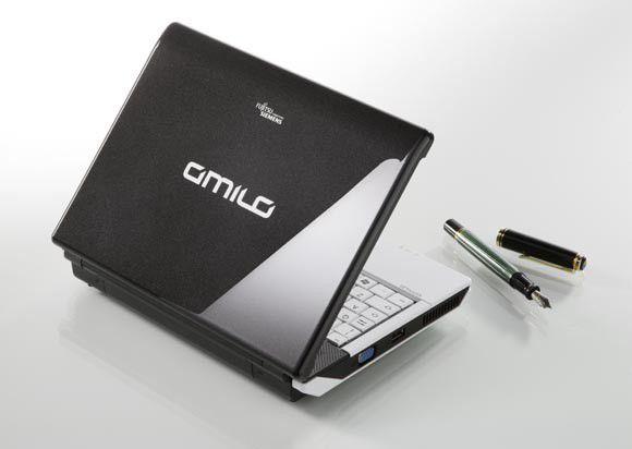 Das Amilo Mini Netbook von Fujitsu Siemens