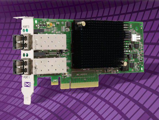 Der UCNA Emulex OneConnect soll die Komplexität von Data-Center-Netzwerken verringern, Investitionen schützen und Investitions- und Betriebskosten senken.