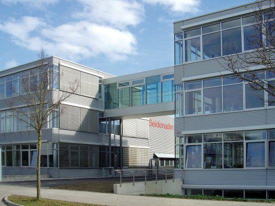 Für den Neubau in Markt Schwaben wurde erst neue Netzhardware angeschafft.