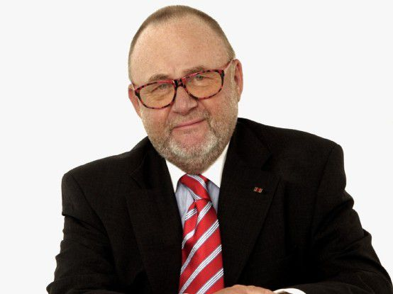 Heinz-Paul Bonn ist Vize-Präsident des Bitkom.