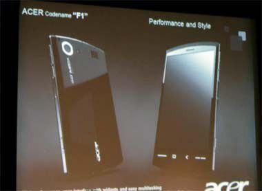 Markteintritt über die Preisschiene: Acer will Smartphones für unter 50 Euro anbieten.