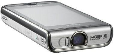 Samsung i7410: Projektor-Handy kommt ab Sommer in den Handel.