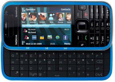 Nokia 5730 XpressMusic: Musik-Handy mit E-Series-Look.