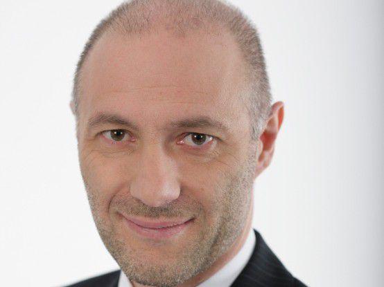 IDS-Scheer-Vorstand Wolfram Jost