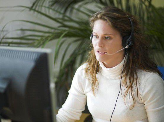 Die Kundenberater von Jobscout24 arbeiten mit einer gemieteten CRM-Lösung.