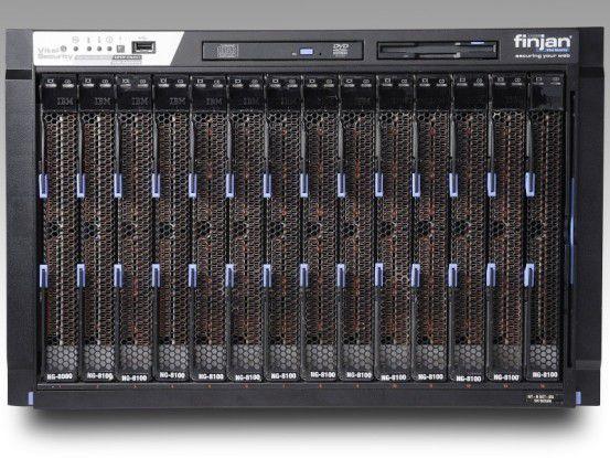 Web-Sicherheitslösungen wie Finjans Secure Web Gateway NG-8xxx sollen Unternehmen vor Angriffen aus dem Internet schützen.